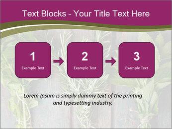 Fresh Herbs PowerPoint Templates - Slide 71