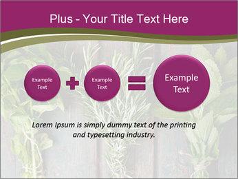 Fresh Herbs PowerPoint Templates - Slide 75