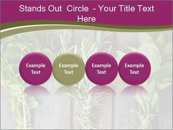 Fresh Herbs PowerPoint Templates - Slide 76