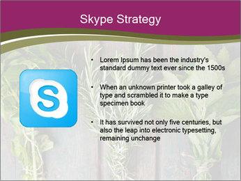 Fresh Herbs PowerPoint Templates - Slide 8
