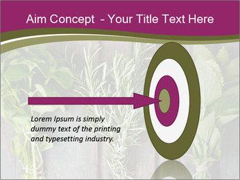 Fresh Herbs PowerPoint Templates - Slide 83