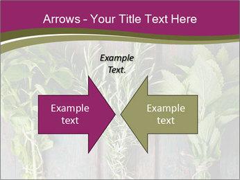 Fresh Herbs PowerPoint Templates - Slide 90