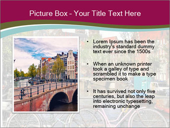 City In Holland PowerPoint Template - Slide 13