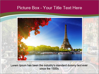 City In Holland PowerPoint Template - Slide 15