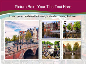 City In Holland PowerPoint Template - Slide 19