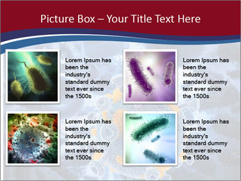 Molecules PowerPoint Templates - Slide 14