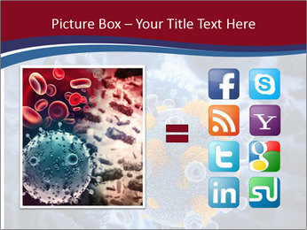 Molecules PowerPoint Templates - Slide 21