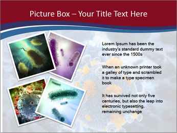 Molecules PowerPoint Templates - Slide 23