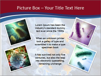 Molecules PowerPoint Templates - Slide 24