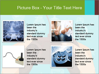Video Gamer PowerPoint Template - Slide 14