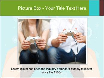 Video Gamer PowerPoint Template - Slide 15