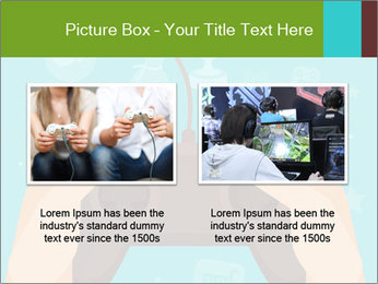 Video Gamer PowerPoint Template - Slide 18