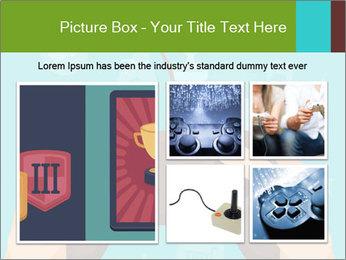 Video Gamer PowerPoint Template - Slide 19