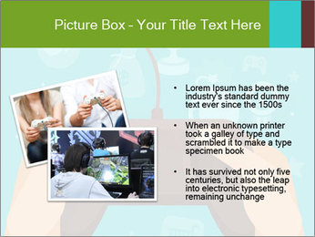 Video Gamer PowerPoint Template - Slide 20