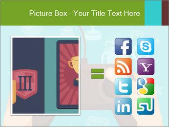 Video Gamer PowerPoint Template - Slide 21