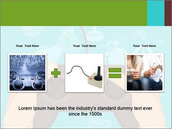 Video Gamer PowerPoint Template - Slide 22