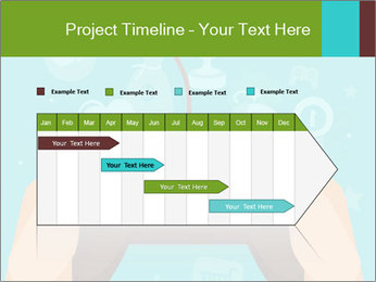 Video Gamer PowerPoint Template - Slide 25