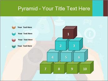 Video Gamer PowerPoint Template - Slide 31