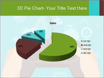 Video Gamer PowerPoint Template - Slide 35