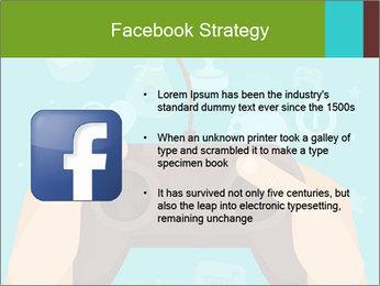 Video Gamer PowerPoint Template - Slide 6
