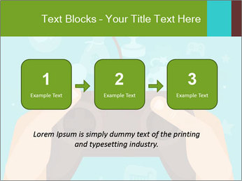 Video Gamer PowerPoint Template - Slide 71