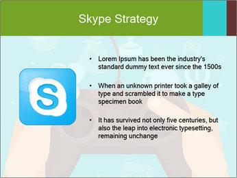 Video Gamer PowerPoint Template - Slide 8