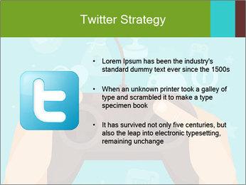 Video Gamer PowerPoint Template - Slide 9