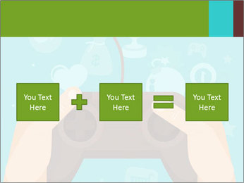 Video Gamer PowerPoint Template - Slide 95