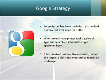 Great Speedway PowerPoint Templates - Slide 10