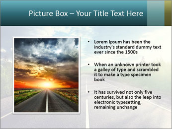 Great Speedway PowerPoint Templates - Slide 13