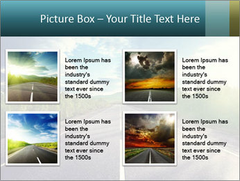 Great Speedway PowerPoint Templates - Slide 14