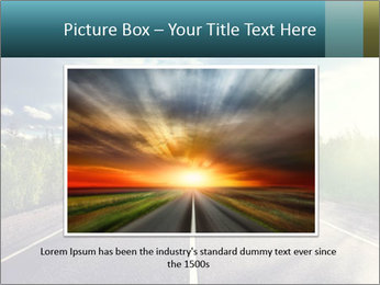Great Speedway PowerPoint Templates - Slide 15