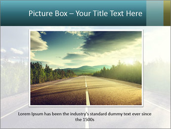 Great Speedway PowerPoint Templates - Slide 16