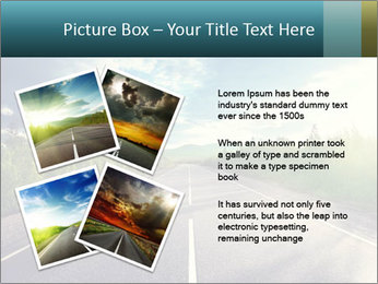 Great Speedway PowerPoint Templates - Slide 23