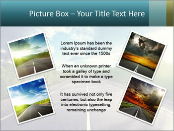 Great Speedway PowerPoint Templates - Slide 24