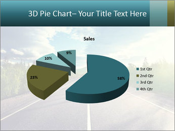 Great Speedway PowerPoint Templates - Slide 35