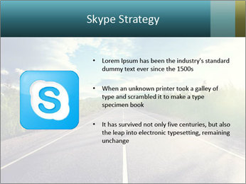 Great Speedway PowerPoint Templates - Slide 8