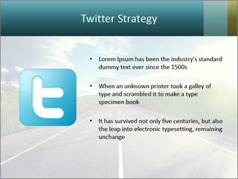 Great Speedway PowerPoint Templates - Slide 9