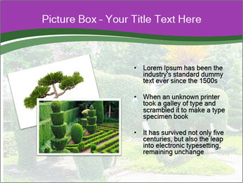 Elephant Made Of Grass PowerPoint Template - Slide 20