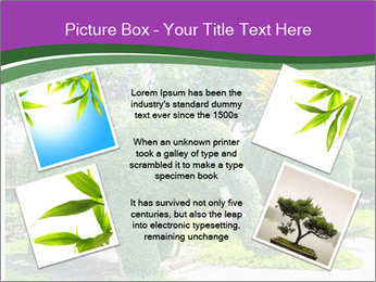 Elephant Made Of Grass PowerPoint Template - Slide 24