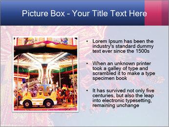 Retro Amusement Park PowerPoint Template - Slide 13