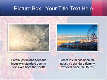 Retro Amusement Park PowerPoint Template - Slide 18