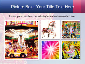 Retro Amusement Park PowerPoint Template - Slide 19