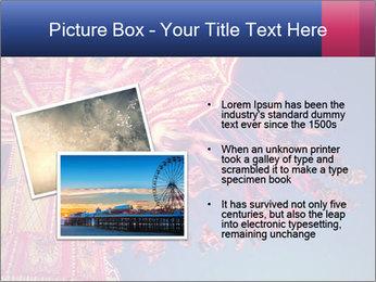 Retro Amusement Park PowerPoint Template - Slide 20