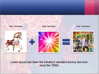 Retro Amusement Park PowerPoint Template - Slide 22