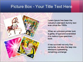 Retro Amusement Park PowerPoint Template - Slide 23