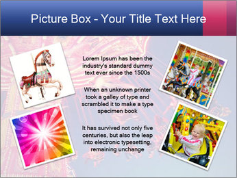 Retro Amusement Park PowerPoint Template - Slide 24