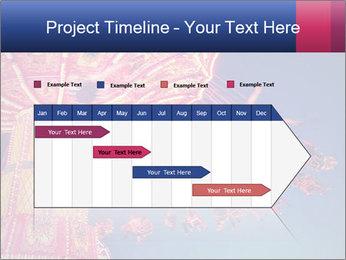 Retro Amusement Park PowerPoint Template - Slide 25