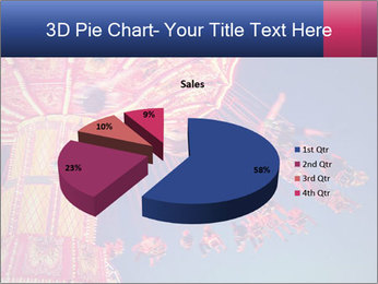 Retro Amusement Park PowerPoint Template - Slide 35