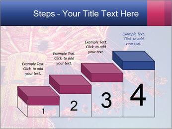 Retro Amusement Park PowerPoint Template - Slide 64